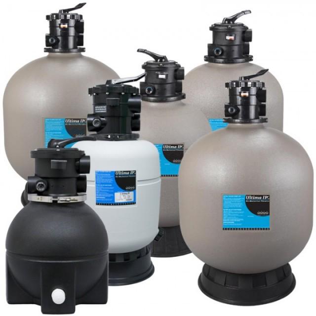 Ultima ii filters aqua ultraviolet for Koi filtration