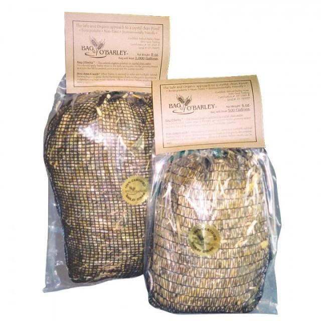 Natural Barley Straw (Bag O Barley)